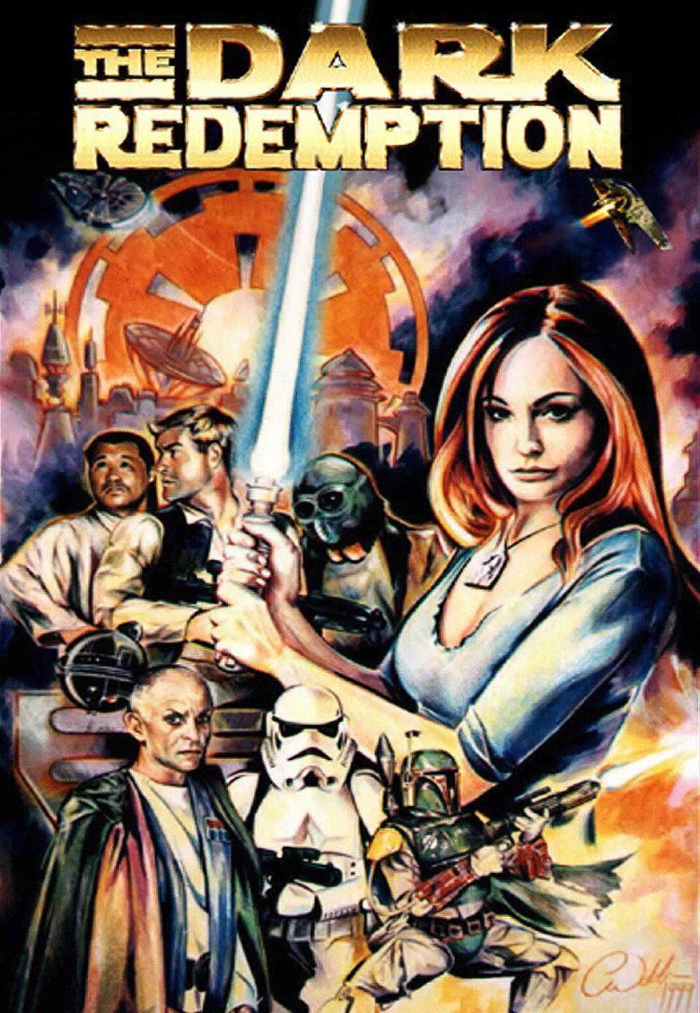 The Dark Redemption Poster