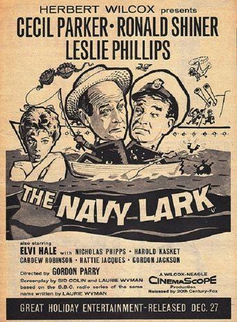 The Navy Lark Poster