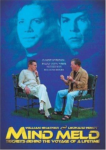 Mind Meld: Secrets Behind the Voyage of a Lifetime Poster