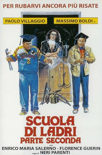 Scuola di ladri 2 Poster
