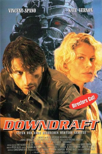 Downdraft Poster