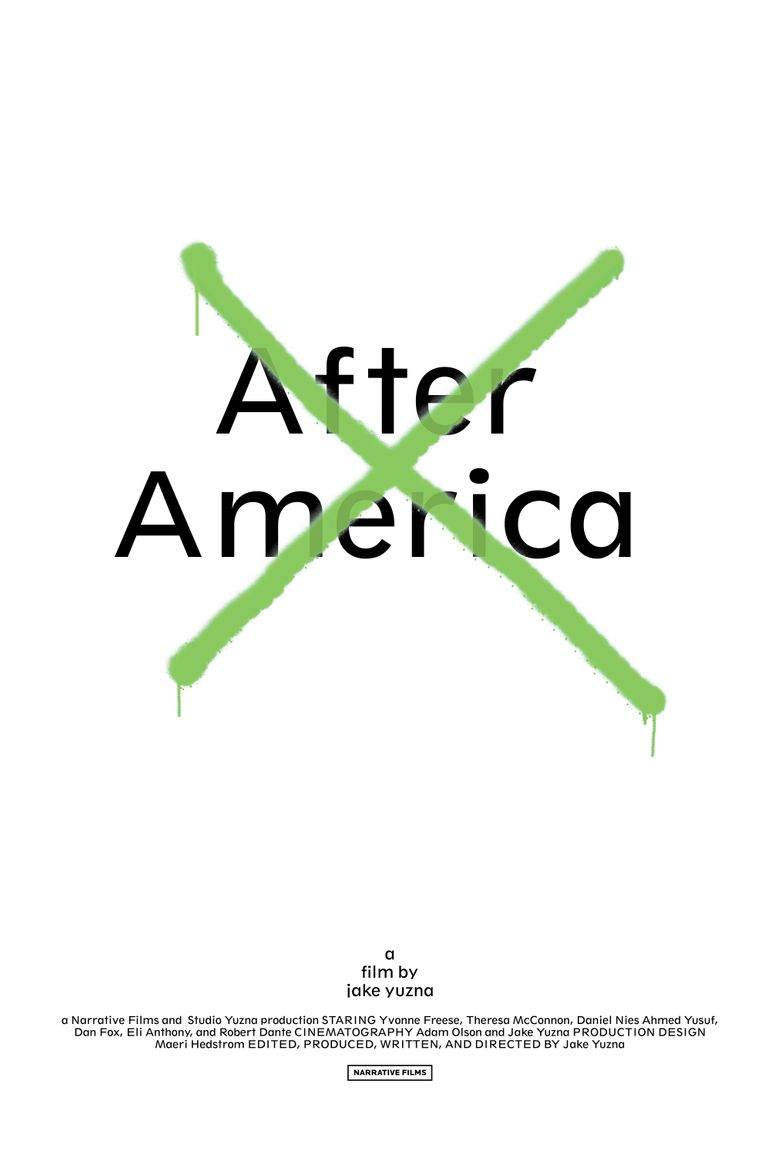 After America Poster