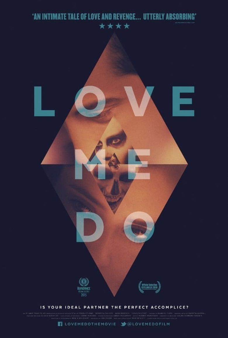 Love Me Do Poster