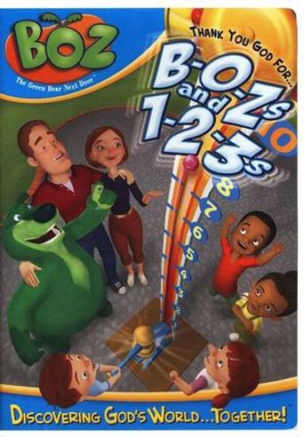 Thank You God for B-O-Zs and 1-2-3s! Poster
