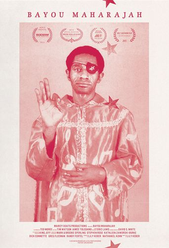 Bayou Maharajah: The Tragic Genius of James Booker Poster