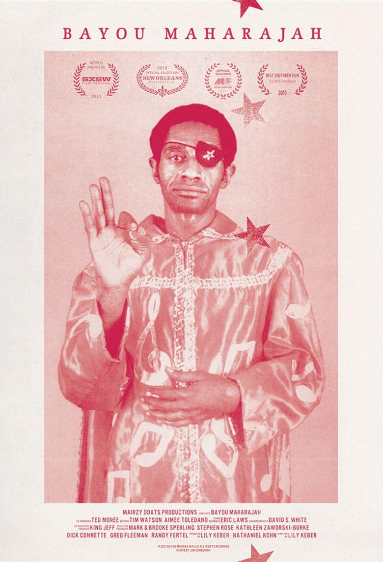 Bayou Maharajah: The Tragic Genius of James Booker Poster