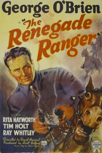 The Renegade Ranger Poster