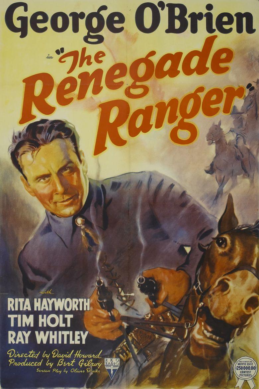 The Renegade Ranger Poster