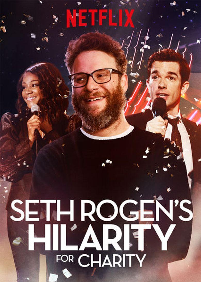 Watch Seth Rogen's Hilarity for Charity