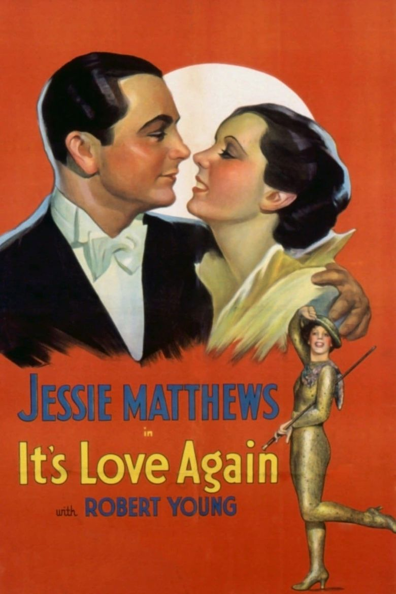 It's Love Again Poster