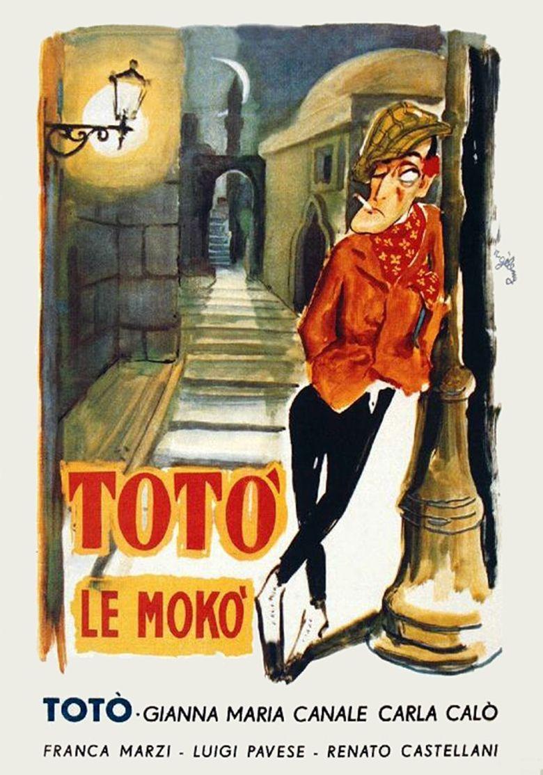 Totò le Mokò Poster