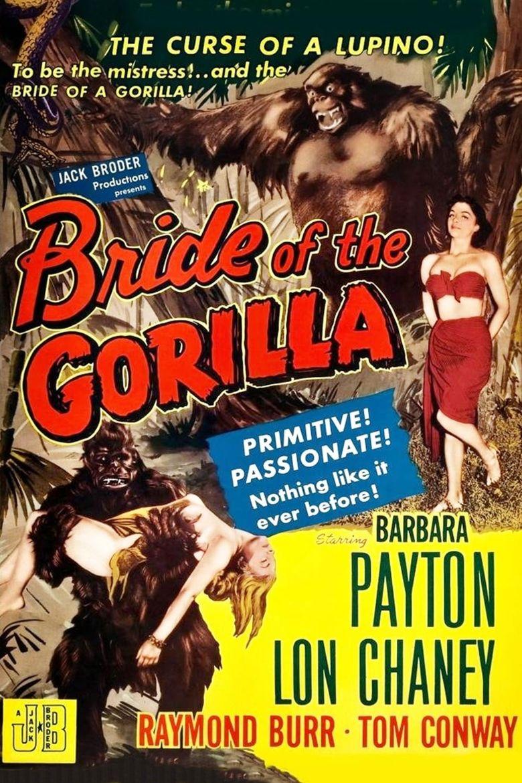 Bride of the Gorilla Poster