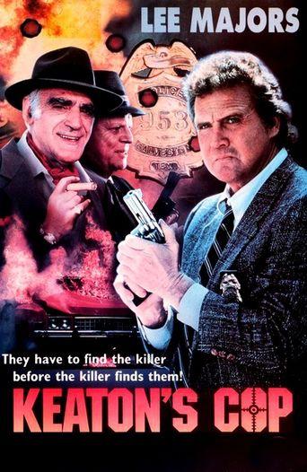 Keaton's Cop Poster