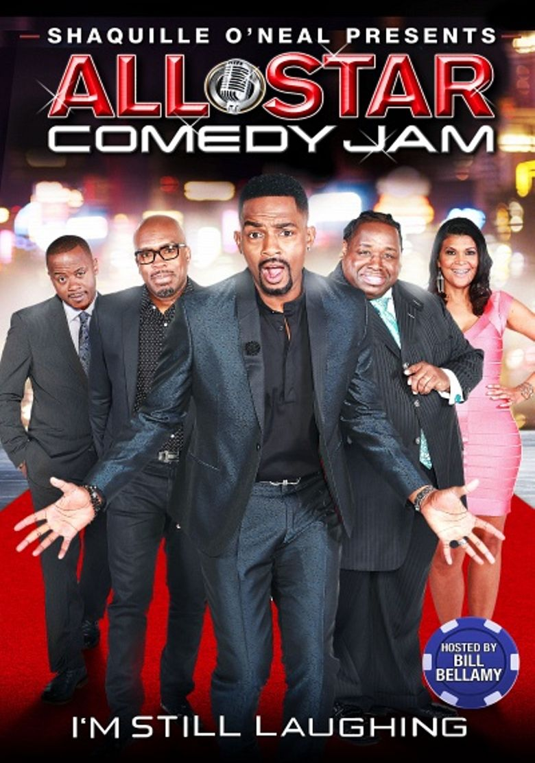 Shaquille O'Neal Presents: All Star Comedy Jam: I'm Still Laughing Poster