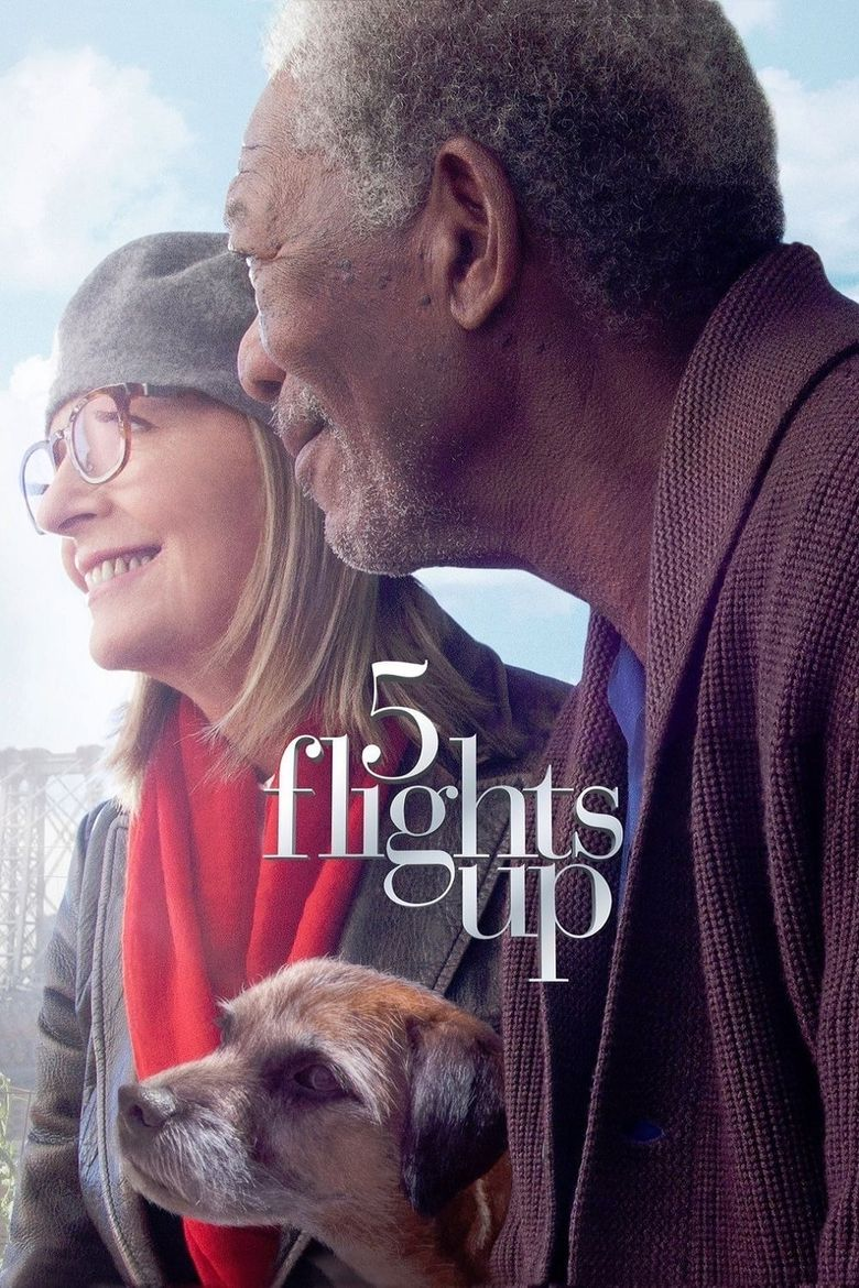 5 Flights Up Poster