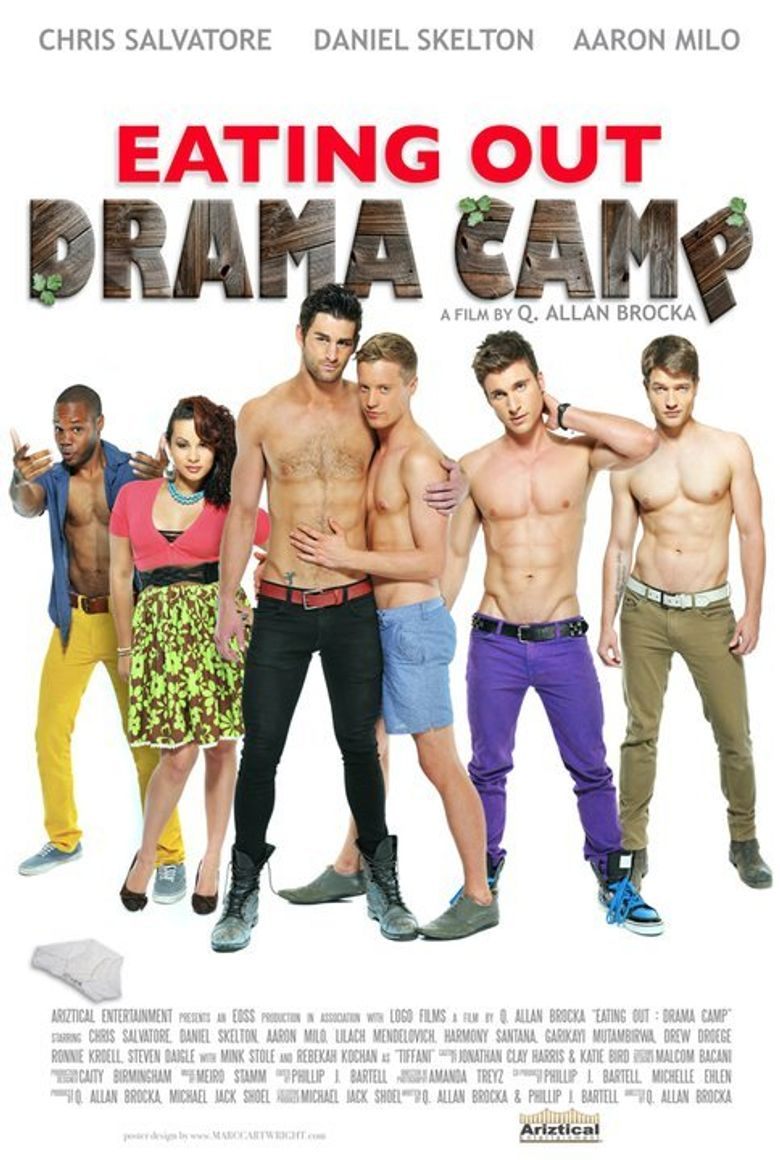 Eating Out: Drama Camp Poster