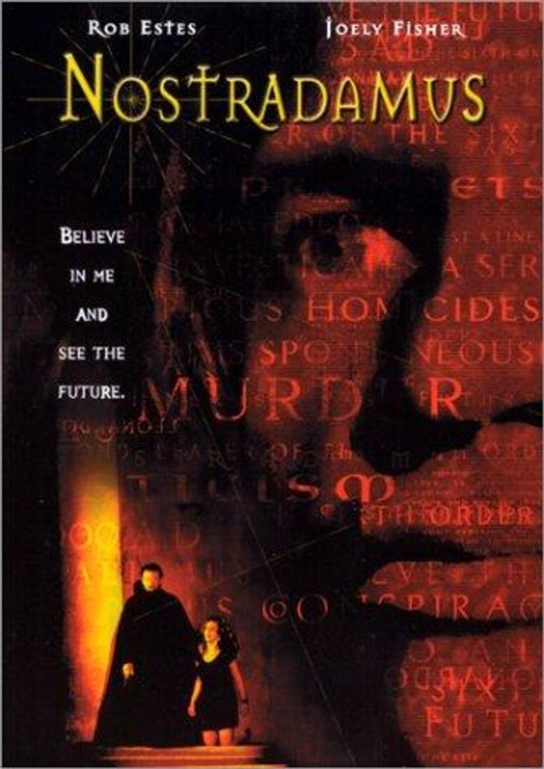Nostradamus Poster