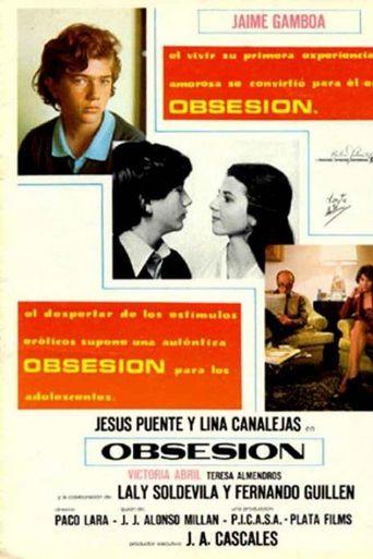 Obsesión Poster