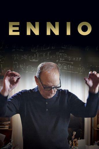 Ennio: The Maestro Poster