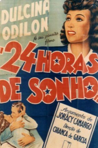 24 Horas de Sonho Poster