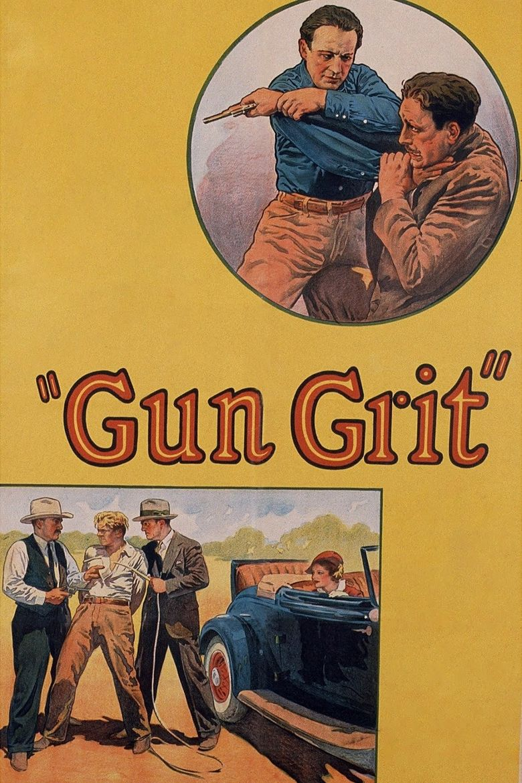 Gun Grit Poster