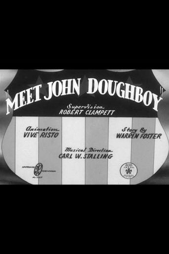 Meet John Doughboy Poster