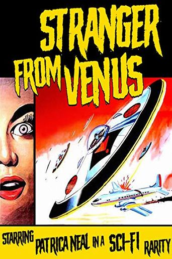 Stranger from Venus Poster
