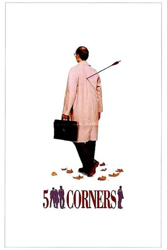 Five Corners Poster