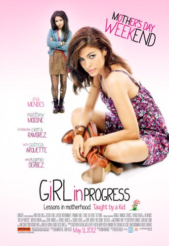 Girl in Progress Poster