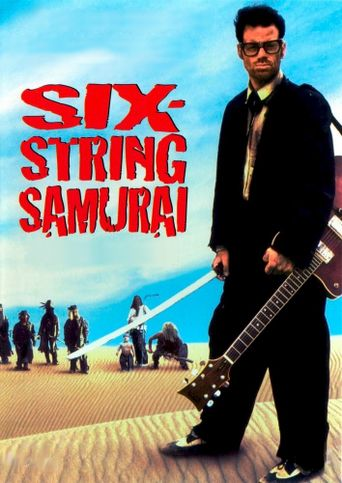 Watch Six-String Samurai