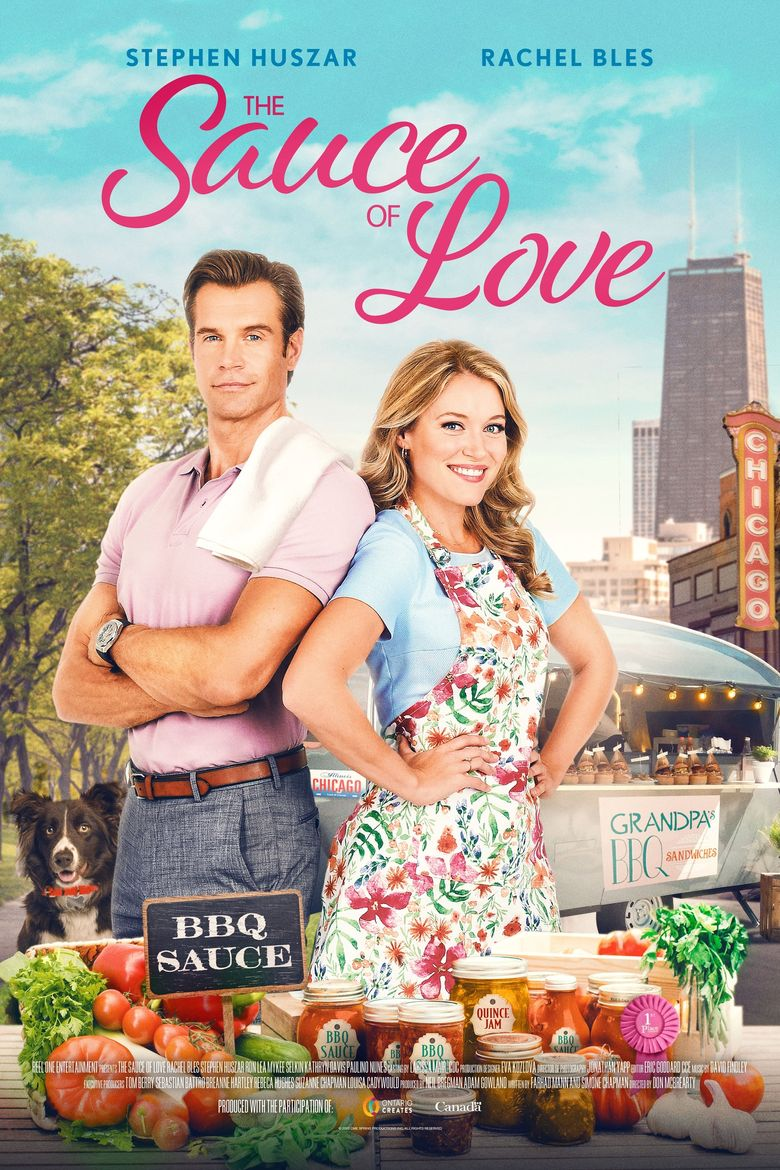 The Sauce of Love Poster