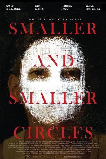 Smaller and Smaller Circles Poster