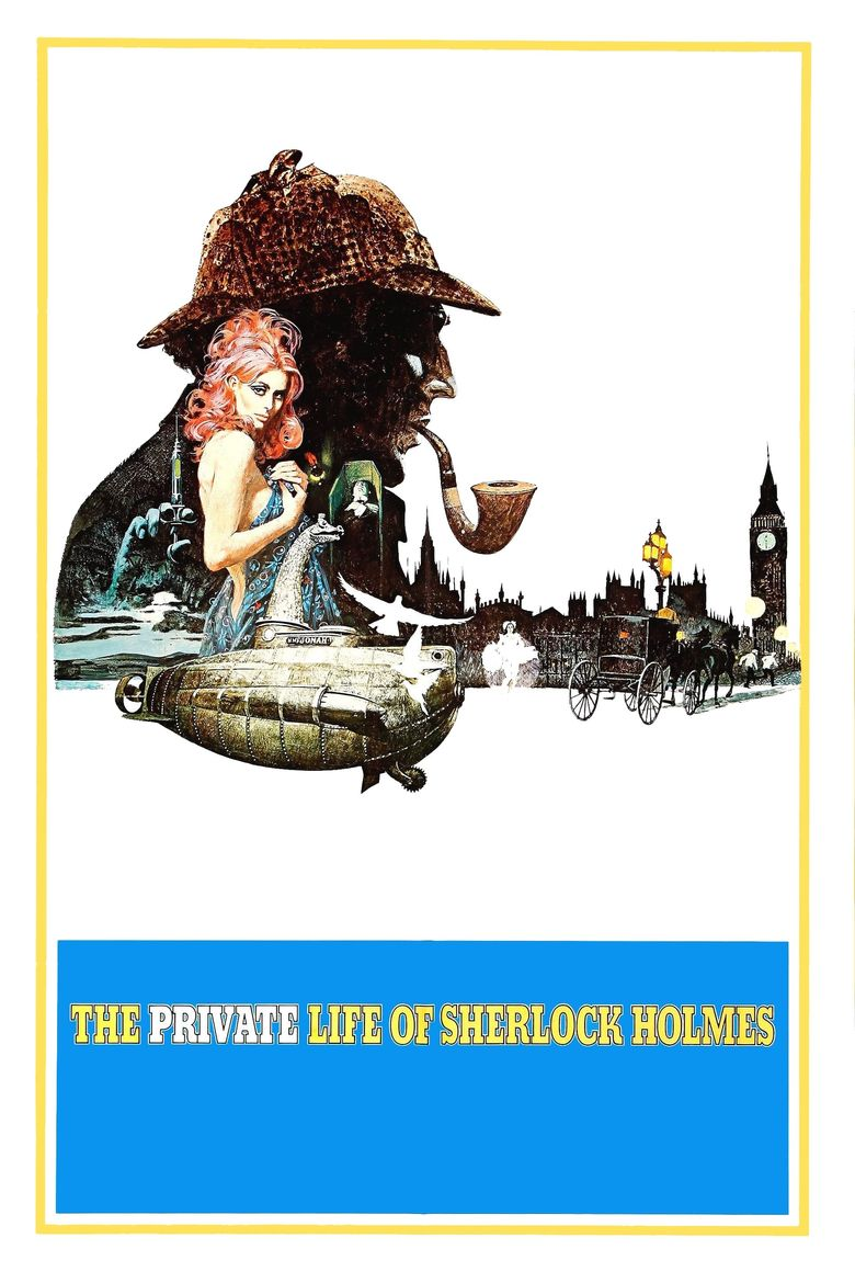 The Private Life of Sherlock Holmes Poster