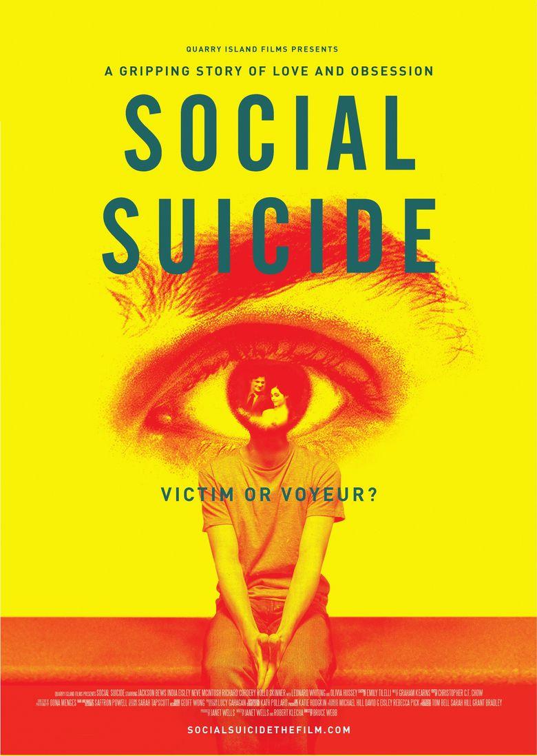 Social Suicide Poster