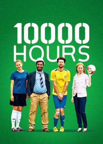 10 000 Hours Poster