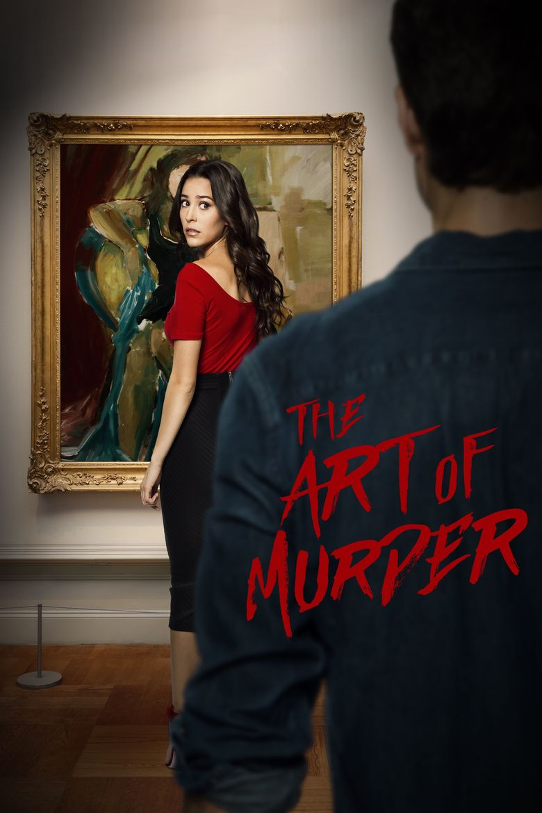 The Art of Murder Poster