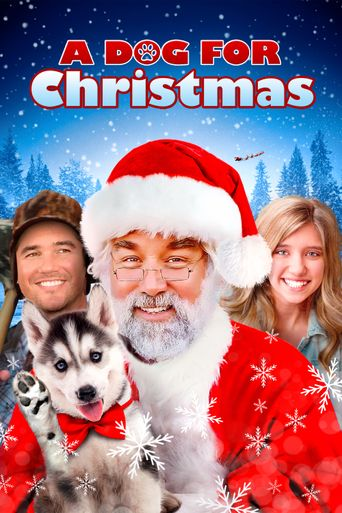 A Dog for Christmas Poster