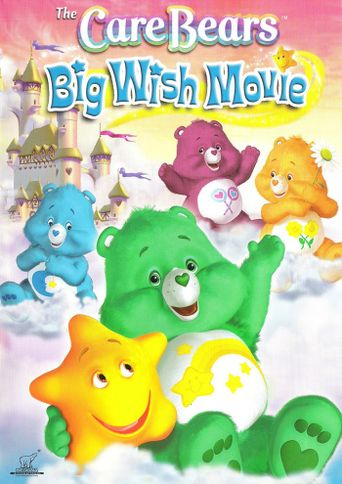 Care Bears: Big Wish Movie Poster