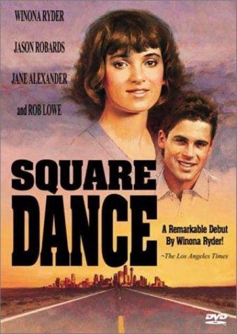 Square Dance Poster