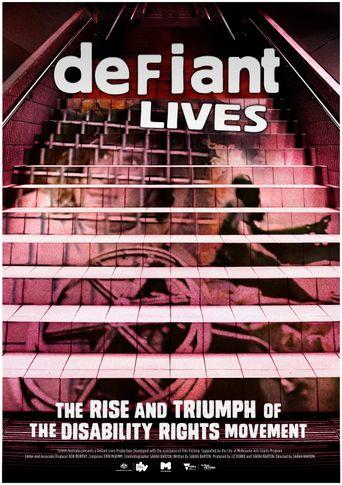 Defiant Lives Poster