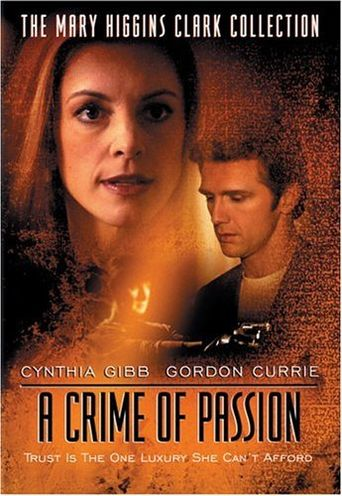A Crime of Passion Poster