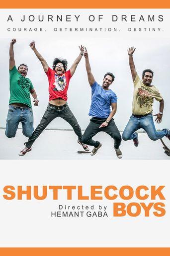 Shuttlecock Boys Poster