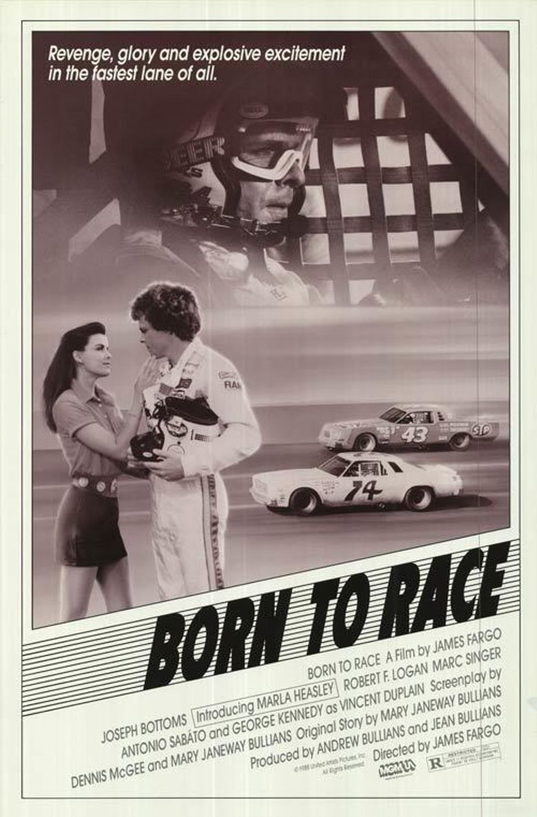 Born to Race Poster