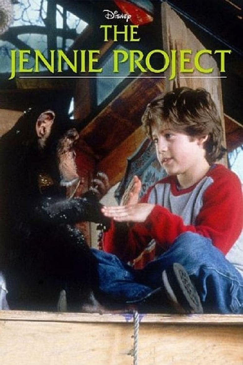 The Jennie Project Poster