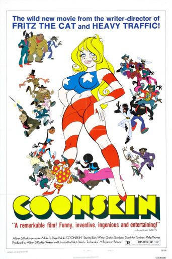 Coonskin Poster