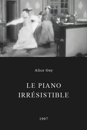 The Irresistible Piano Poster