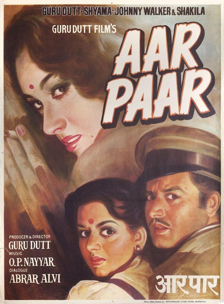 Aar Paar Poster