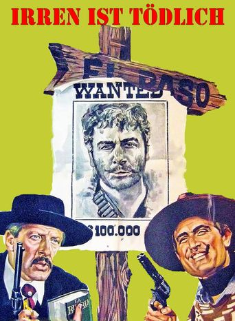 For a Few Dollars Less Poster