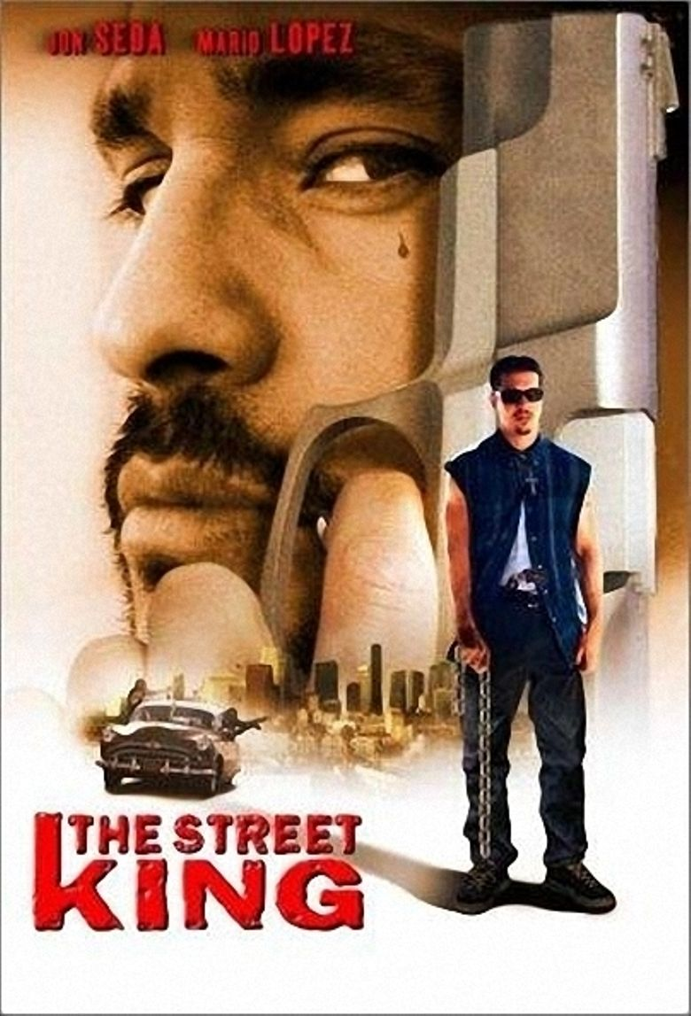 The Street King Poster