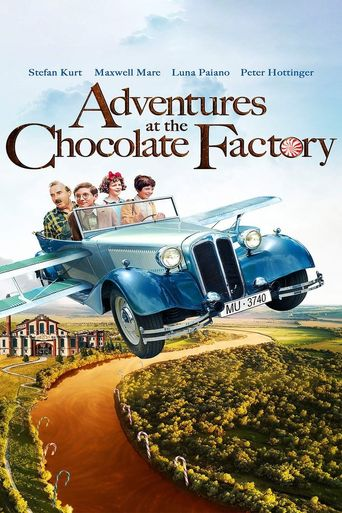 Mr. Moll and the Chocolate Factory Poster